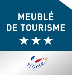 Classé tourisme 3 étoiles
